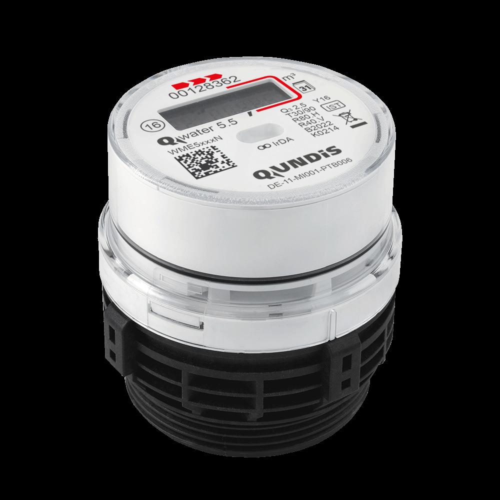 QUNDIS Messkapsel Warmwasserzaehler Qwater5.5